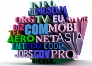 Первый сайт - выбор домена