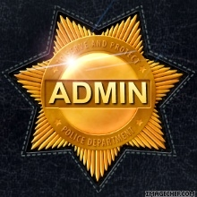 Новый админ