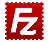 ftp klient FileZilla