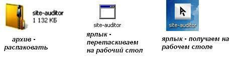 Программа Sait-auditor