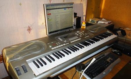 CASIO WK-3800 музыкальная станция