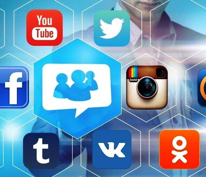 Кнопки социальных сетей на свой сайт