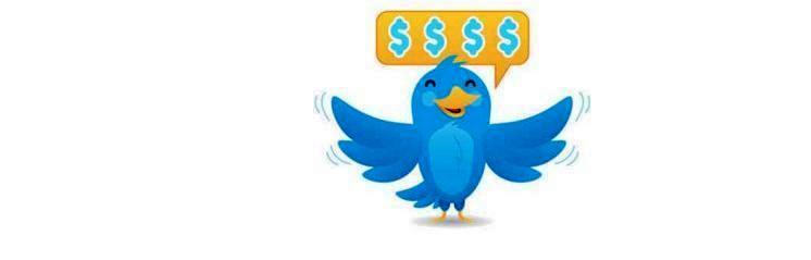 Деньги через Твиттер
