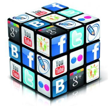 Продвижение саqта в социалmных сетях